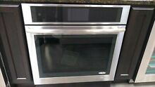 Jenn Air 30   SS Convection Wall Oven JJW3430DS