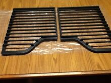 Whirlpool Double Burner Grate Set for Whirlpool Cooktop Stove