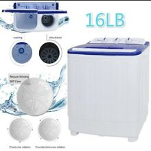 Portable mini washing machine washer dryer