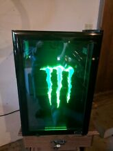 Monster Refrigerator G Style 2 Mini Fridge   Fully Working   Local Pickup Only