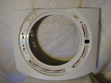 Kenmore Elite HE3 Washing machine Front load door frame white