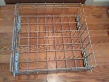 WHIRLPOOL DISHWASHER LOWER RACK P N W10199800 MOD DU1345XTVB4   34 95