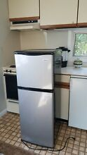 Magic Chef 4 3 cu  ft  Mini Fridge Freezer Stainless Steel MCBR415S