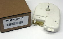 GE WH12X10338  Washer Washing Machine Timer Control AP3995133 PS1482375