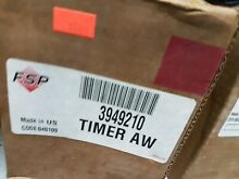 NOS Genuine OEM 3949210 Kenmore Washer Timer WP3949210 PS350424 Made In The USA