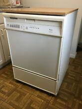Whirlpool Portable Dishwasher pre owned very clean perfect for apartments local