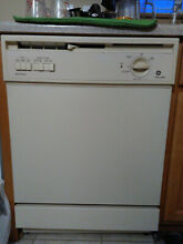 GE Postscrubber Dishwasher   Excellent Condition  Minimal Use   200   Negotiable