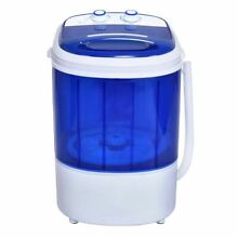 Durable Mini Portable Washer Washing Machine Apartment Small Spaces Dorm Camping