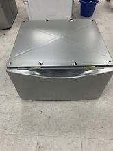Whirlpool Duet Washer Or Dryer Pedestal In Graphite Color