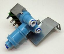 For Whirlpool Kenmore Refrigerator Water Inlet Valve PB W10408179