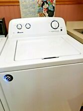 Amana Washer USED 3 months old