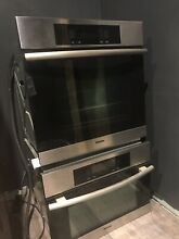Miele 24  Wall Oven And Miele 24  Convection Microwave