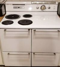 GENERAL ELECTRIC GE C31 H2 1950 s VINTAGE STOVE Oven Range   Fully Serviced