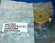 NEW GENUINE OEM MAYTAG 23002204 WP23002204 COMMERCIAL WASHER 230VOLT TIMER MOTOR