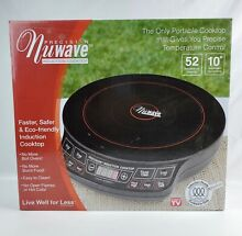 New in box Nuwave Precision Induction Portable Cooktop model 30121
