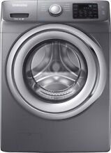 Samsung DV42H5200 Front Loading Gas Dryer  Gray used for 1 year Excellent Cond