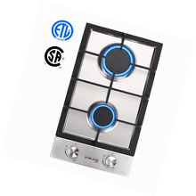Gas Cooktop  Gasland chef GH30SF Built in Stove Top  Stainless Steel LPG Natural