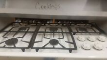 Bosch NGP932UC 01 36   WHITE GAS COOKTOP  NEW IN BOX OLD INVENTORY