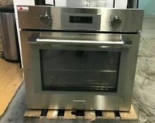 Thermador POD301W 30 Inch Professional Single Built In Electric Wall Oven