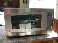 GE JES2251SJ Profile 1200W 2 2 cu ft  Microwave   Stainless Steel