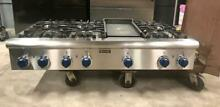 Thermador 48  Professional Series Range Top Gas Cooktop Working Sealed Burners