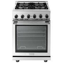 Tecnogas Superiore NEXT Panorama Series 24  Freestanding Gas Range RN241GPSS