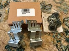 New GE Laundry Stacking Kit for Washer Dryer 24  Stack Bracket Kit WE25X10031DS