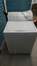 Kenmore 600 Series Washer and Dryer
