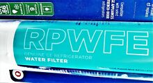 GE  Appliance   Refrigerator  Ice   Water Filter   RPWFE