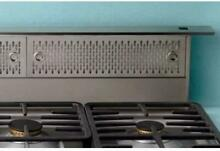 Zephyr DD1E36AS Essentials Europa Sorrento Downdraft Hood Stainless Ducted