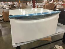 Maytag 15 5 in  Pedestal for Front Load Washer and Dryer with Storage in White