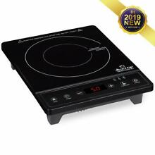 Duxtop Portable Induction Cooktop  Induction Cooker 1800W Countertop Burner