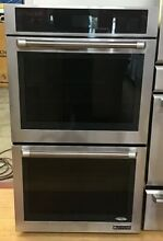 Jenn Air JJW2830DP 30 Inch Pro Style Stainless Steel Double Electric Wall Oven