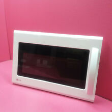 LG HOOD COMBO MICROWAVE OVEN WHITE DOOR ASSEMBLY ADC73028202