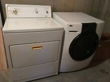 Kenmore Electric Washer   Dryer used
