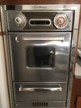 Vintage Slattery Built In Double Oven   Mid Century Modern   MINT CONDITION