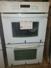 Frigidaire Gallery WHITE FEB30T6DSD 30 Inch Double Electric Wall Oven Convection