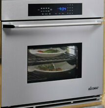Dacor EORS130SCH Classic Epicure 30  Single Electric Wall Oven Stainless