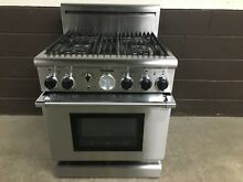 Thermador 30  PDR304ZS PRO Grand Dual Fuel Range 4 Burner Stainless