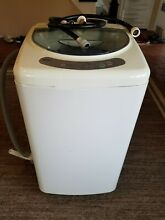 Haier Portable Washer with Casters