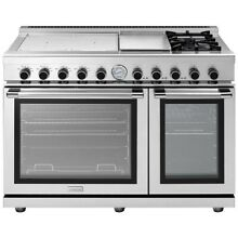 Tecnogas Superiore NEXT Panorama 48  Freestanding Natural Gas Range RN483GPSS