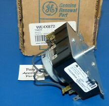 NEW GENUINE OEM GE WE4X872  175D2308P004  WE04X0872 DRYER TIMER ASSEMBLY