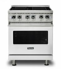 30  Electric Induction Range Viking VIR5304BSS