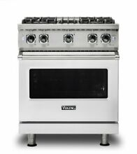30  Sealed Burner Gas Range  Natural Gas Viking VGR5304BSS