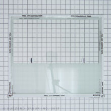 NEW SUBZERO GLASS FLOOR SHELF for UC 24B UNDERCOUNTER SWS
