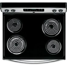 New Kenmore 94153 5 4 cu  ft  Self Cleaning Electric Range w   Convection Oven