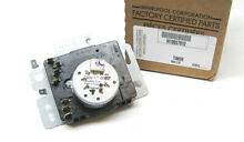 NEW ORIGINAL Whirlpool Dryer Timer assembly   W10857612 or 4454384