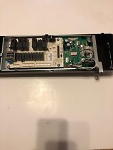 WB27X11118 GE Microwave Controller Assembly  Genuine Replacement Parts