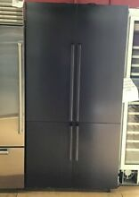 Samsung Chef Collection BRF425200AP 42 4 Door Built In Black French Door