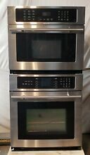 JennAir Euro Style 27  Microwave Electric Wall Oven  Stainless Steel